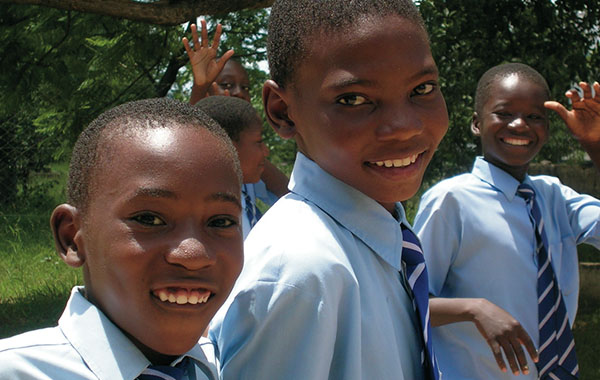Il progetto Zimbabwe